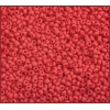 Seedbead 10/0 Opaque Matte Medium Dark Red